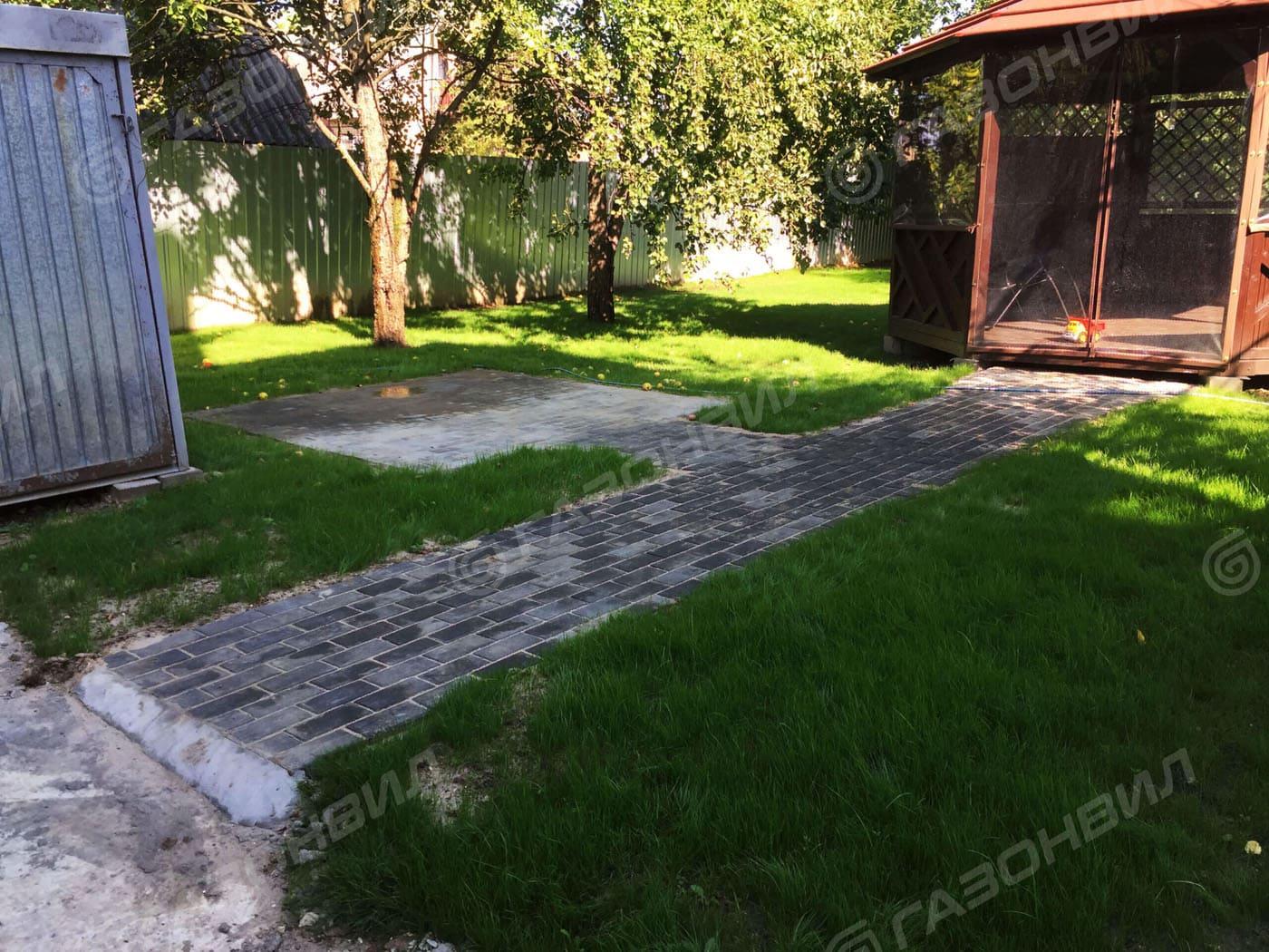 Устройство посевного газона в Балашихе слайдер 1