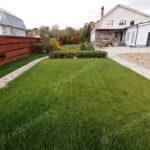 Трава для газона на склоне навигация слайдера 3