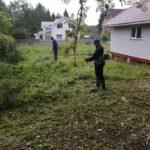 Подготовка почвы под газон в Видном навигация слайдера 3