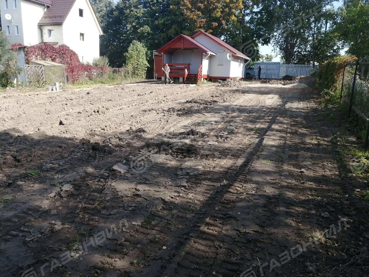 Подготовка почвы под газон в Видном слайдер 4