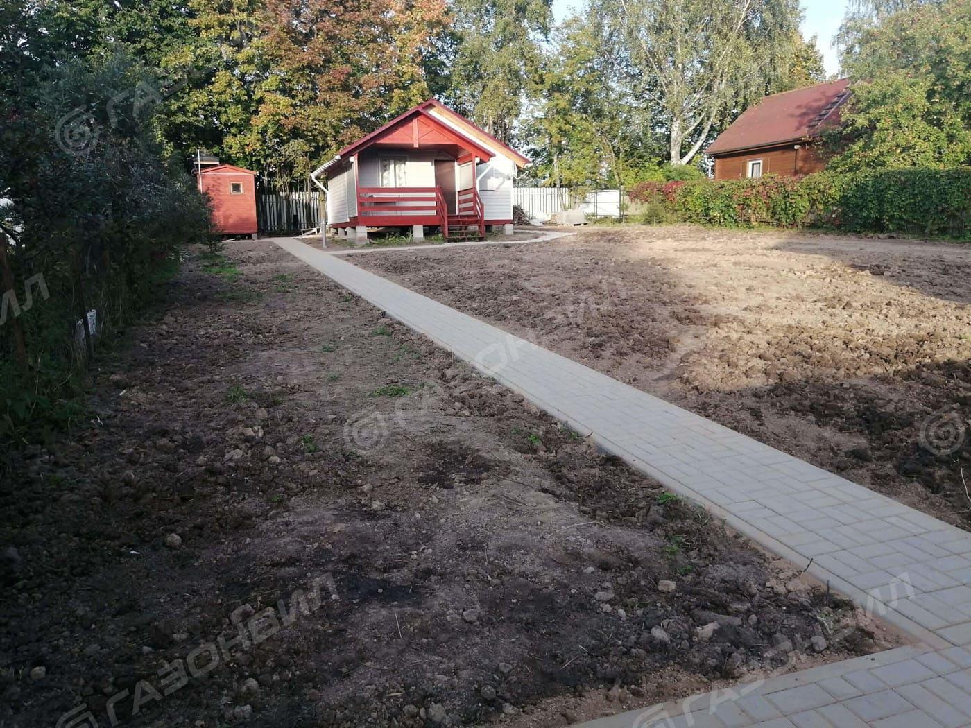 Подготовка почвы под газон в Видном слайдер 6