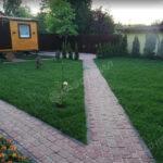 Укладка рулонного газона под ключ в Зеленограде навигация слайдера 4