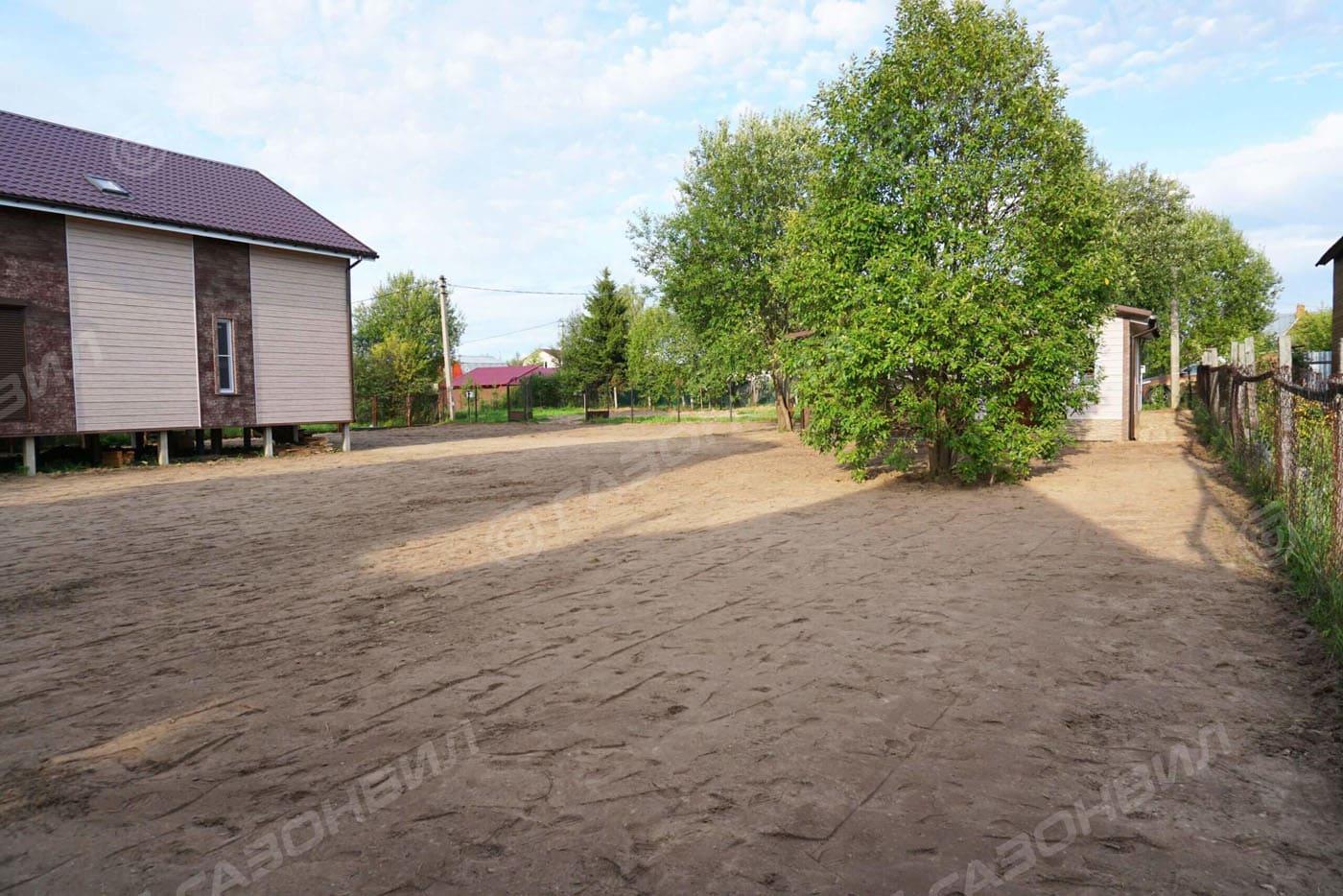 Выравнивание участка под газон в Коломне слайдер 3
